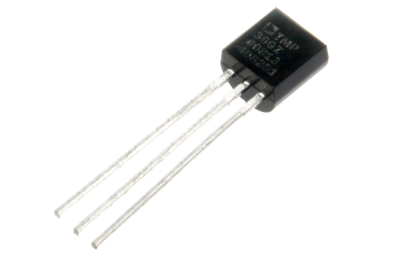 Types Of Temperature Sensors And Their Working Principles Features Thermometer Circuit With Receiver Transmitter Electronic Share