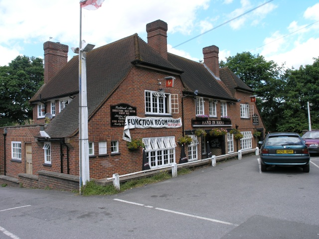 The Hand in Hand public house - geograph.org.uk - 28969