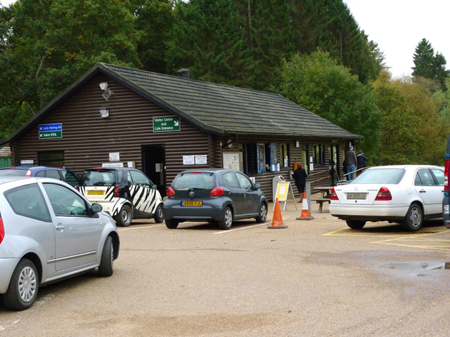 The Visitor Centre, Stockgrove Park (1) - geograph.org.uk - 1550028