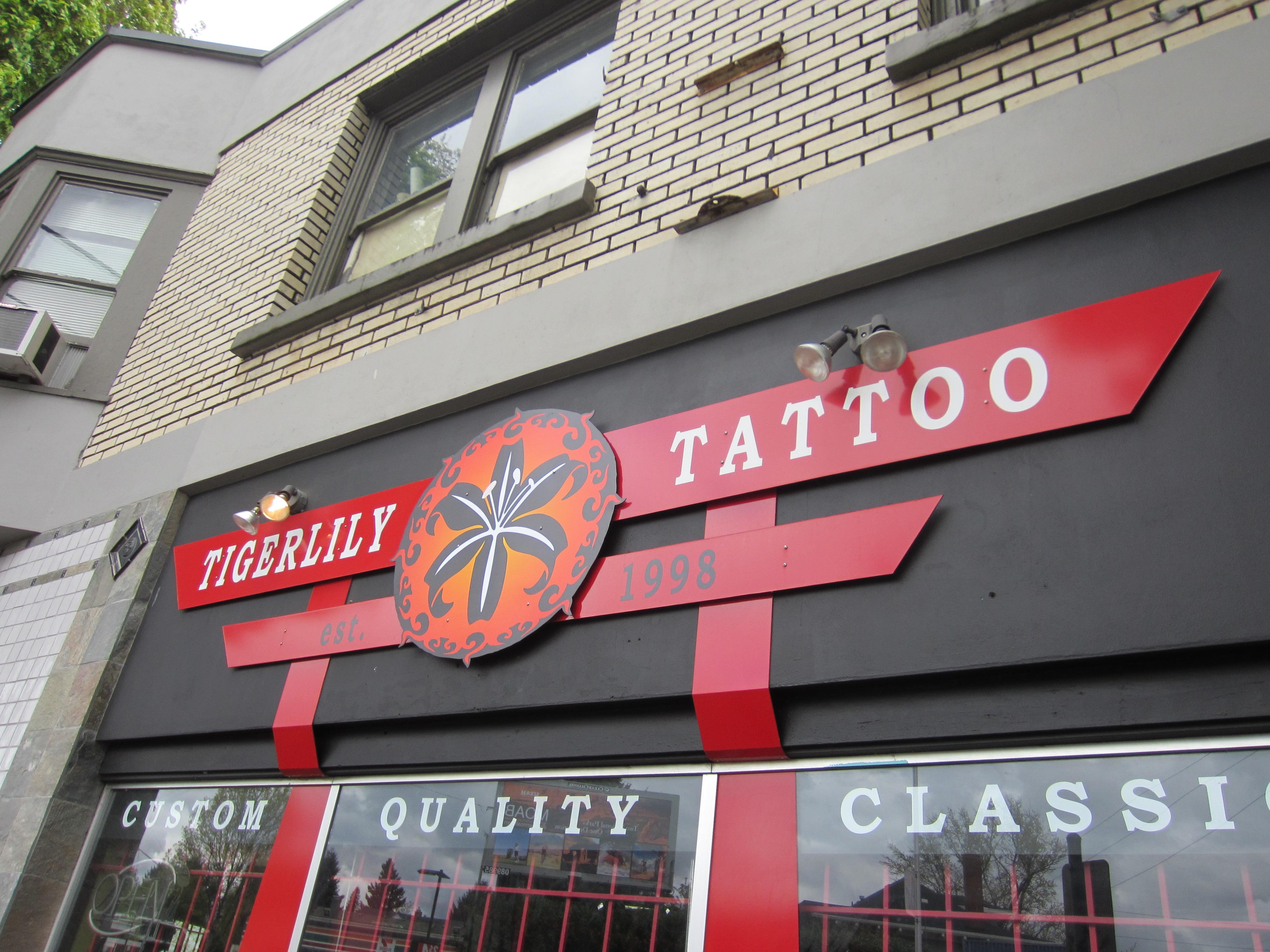 38 cheyenne sawyer u2014 atlas tattoo 40 old eagle for Tattoo shops in portland oregon
