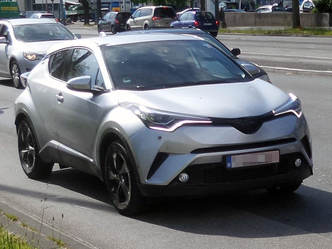 Toyota C-HR – Wikipédia, a enciclopédia livre