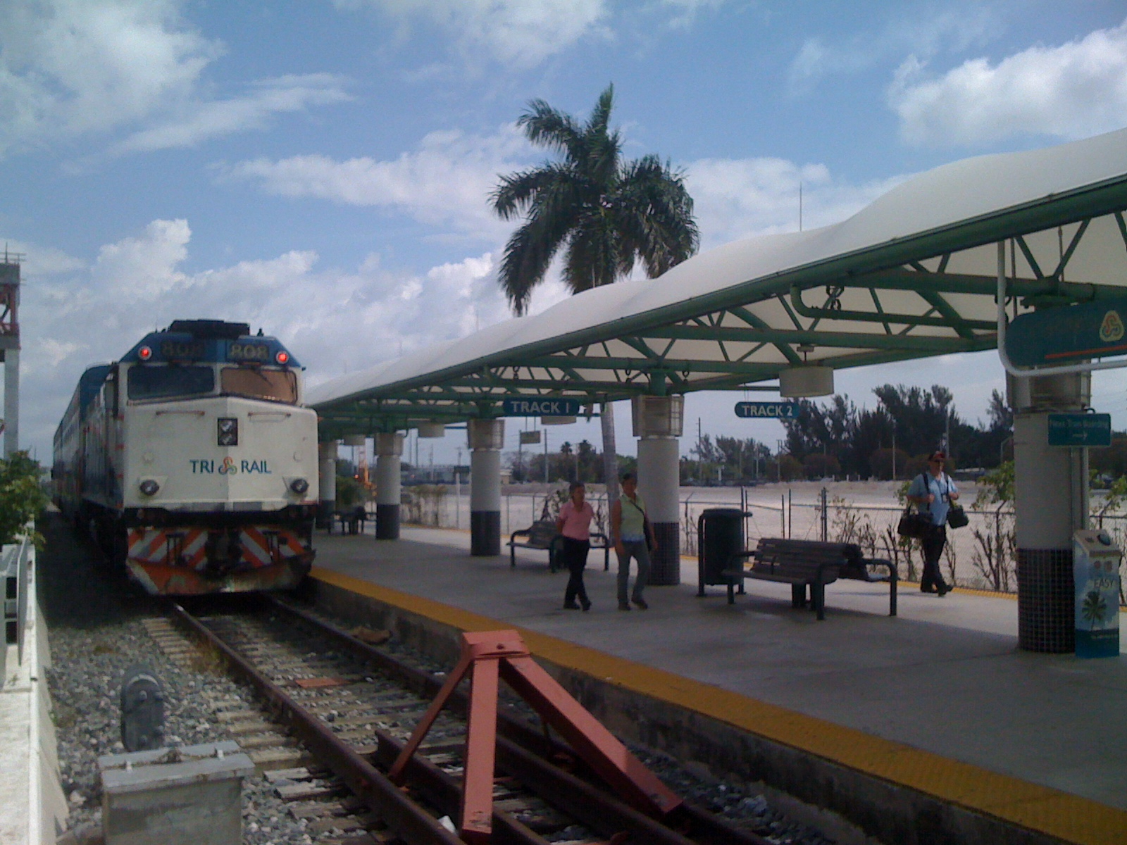 Miami Airport Train To Car Rental