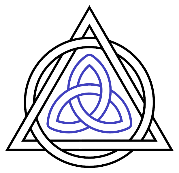 File:Triquetra-Interlaced-Triangle-Circle.png