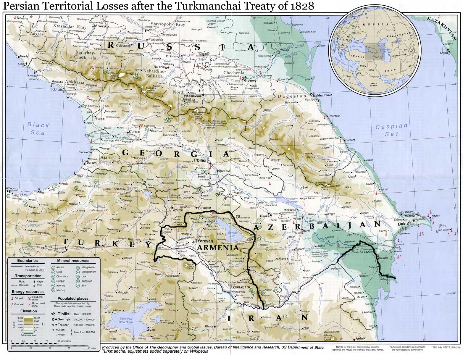 عهدنامه ترکمانچای