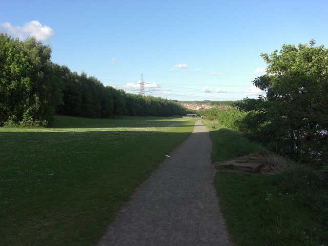 Tyne Riverside Country Park - geograph.org.uk - 1362753