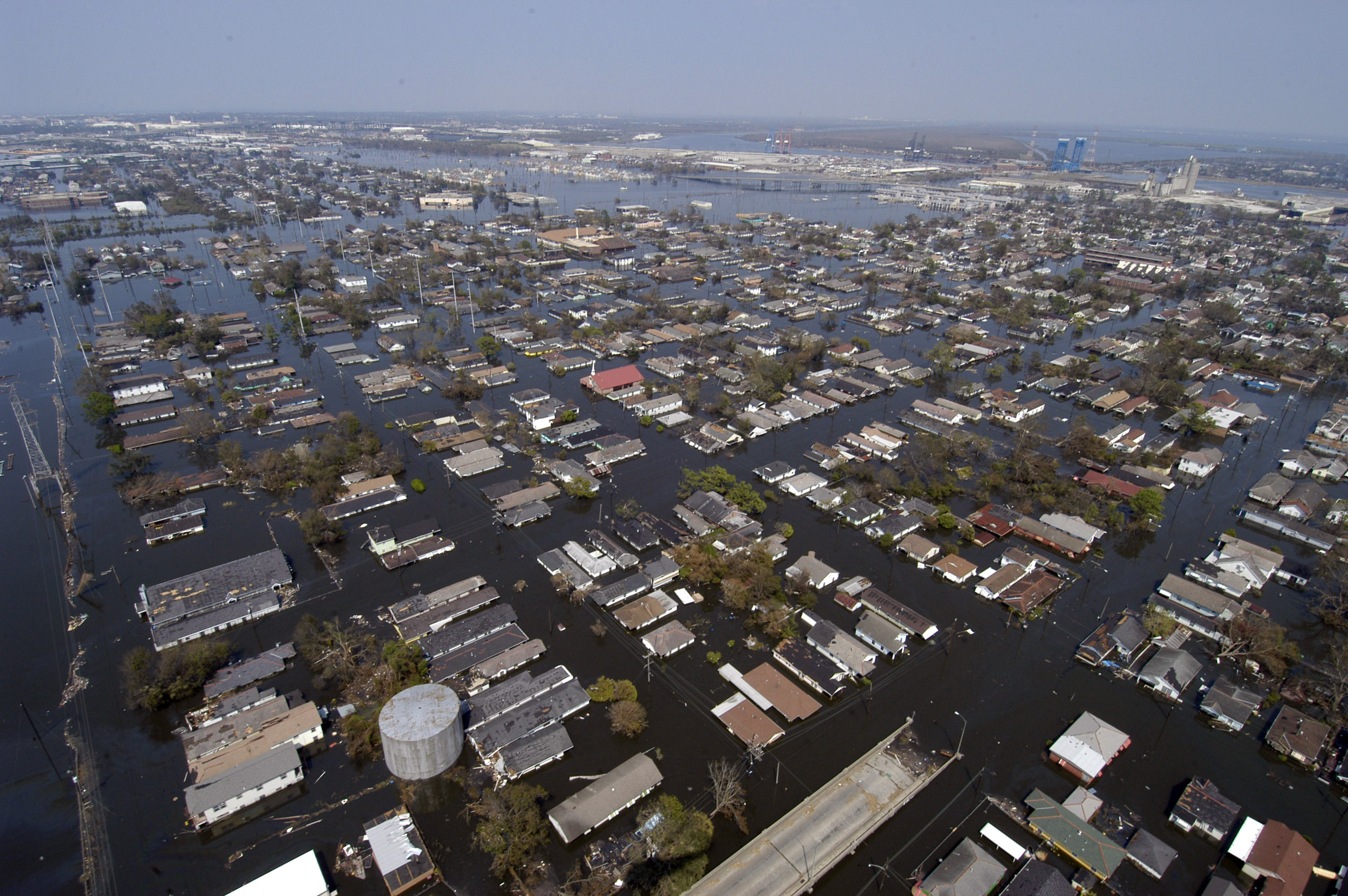 essays on hurricane katrina in new orleans