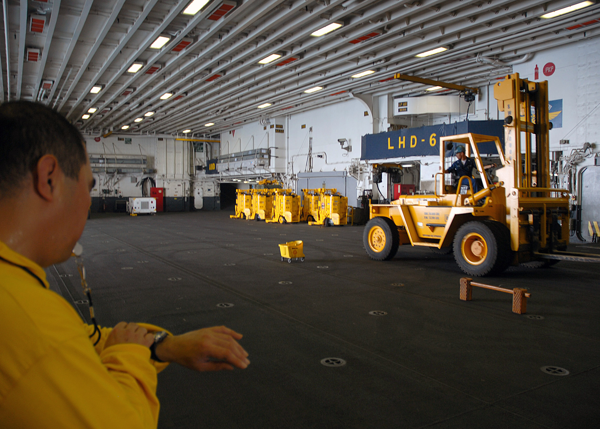 Info Tech Ideas How Much Do Forklift Drivers Make