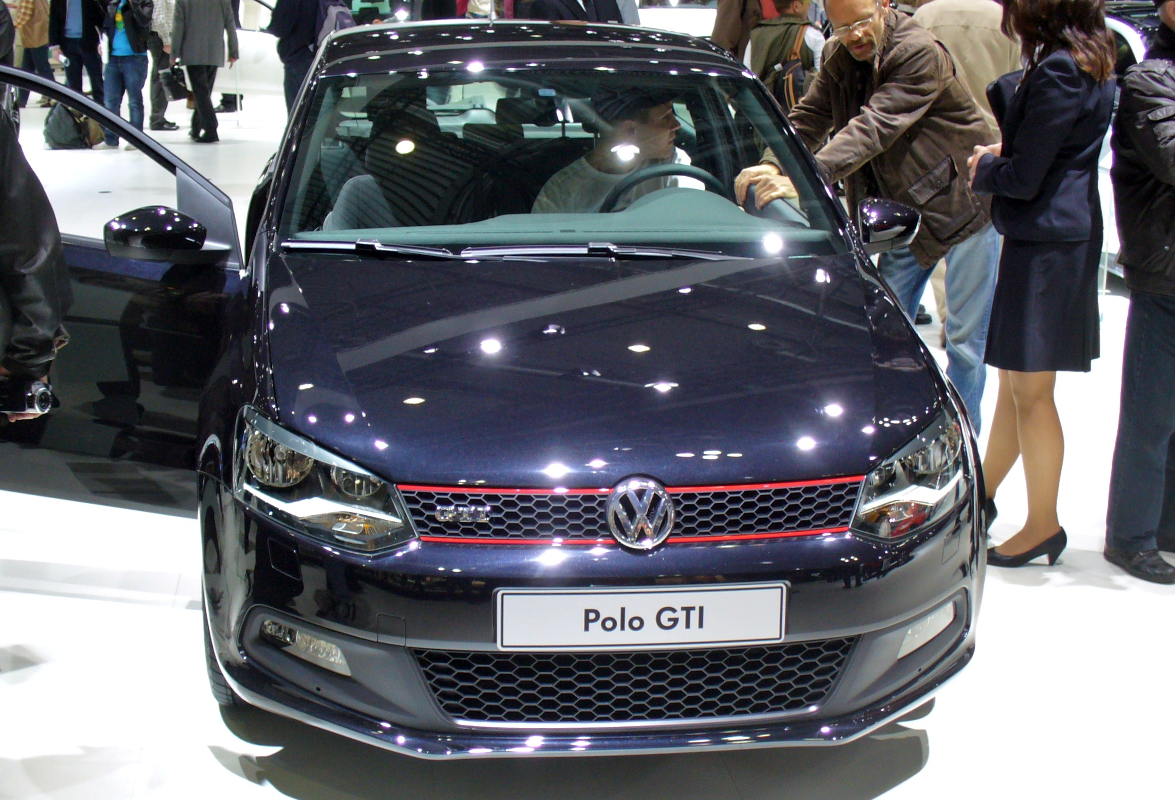 file vw polo v gti jpg wikimedia commons. Black Bedroom Furniture Sets. Home Design Ideas