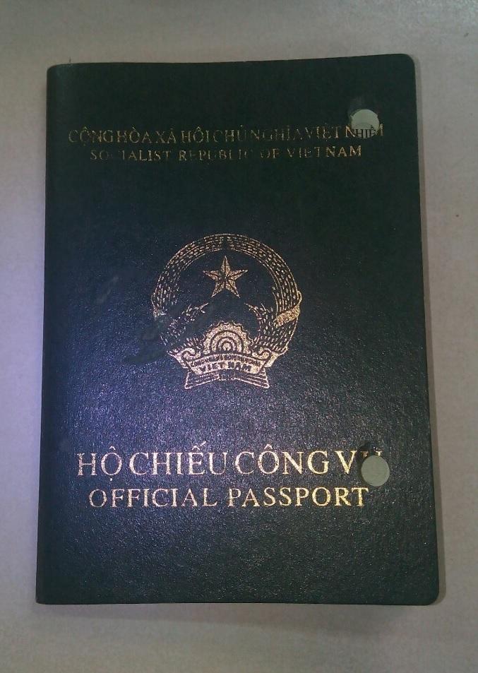 Vietnamese Passport Wikipedia