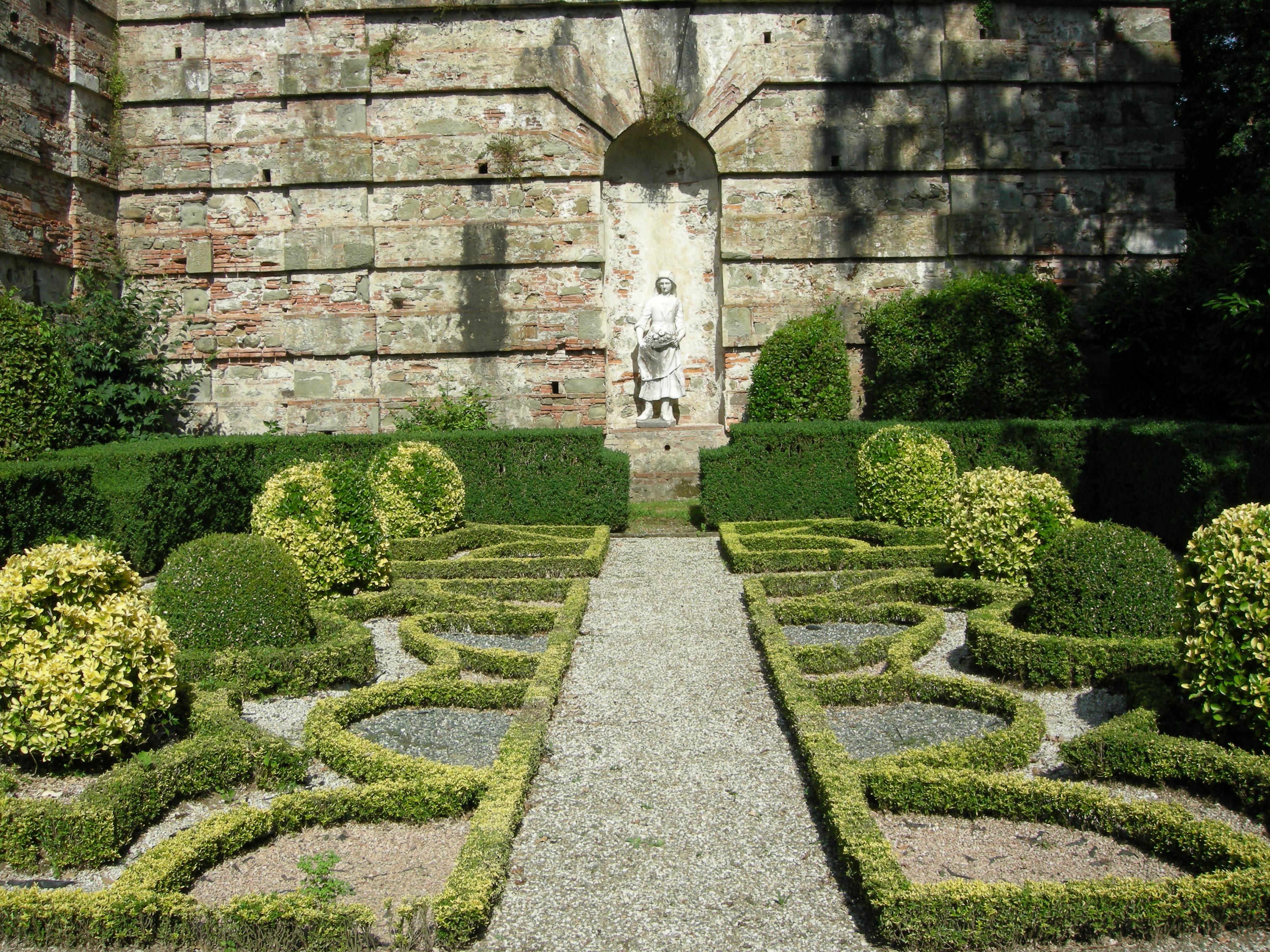File villa reale di marlia villa del vescovo giardino - Giardino all italiana ...