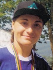 Viorica Neculai Romanian rower