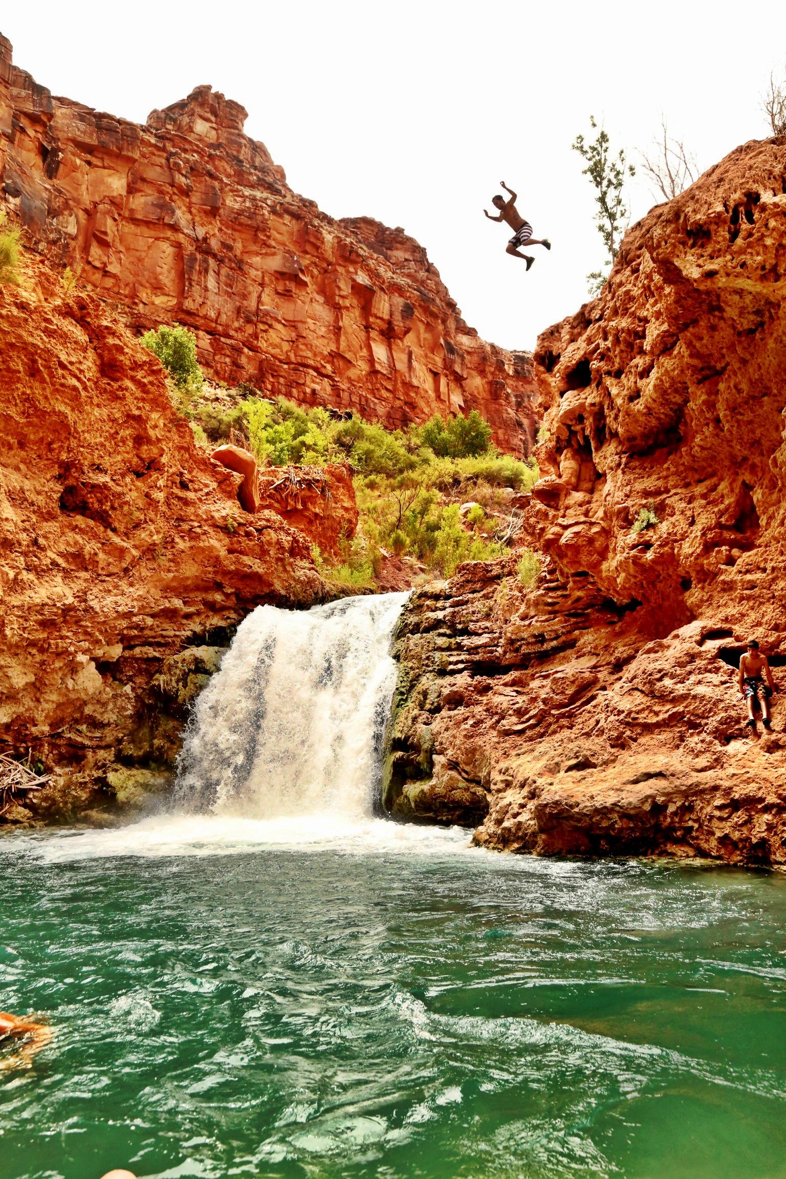 Jumping platform wikipedia - Highest cliff dive ...