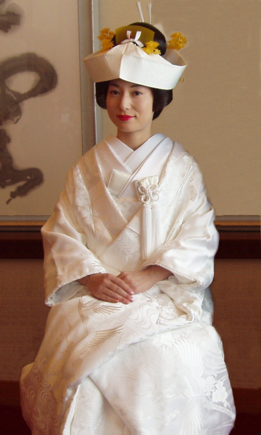 Description Wedding kimono.jpg
