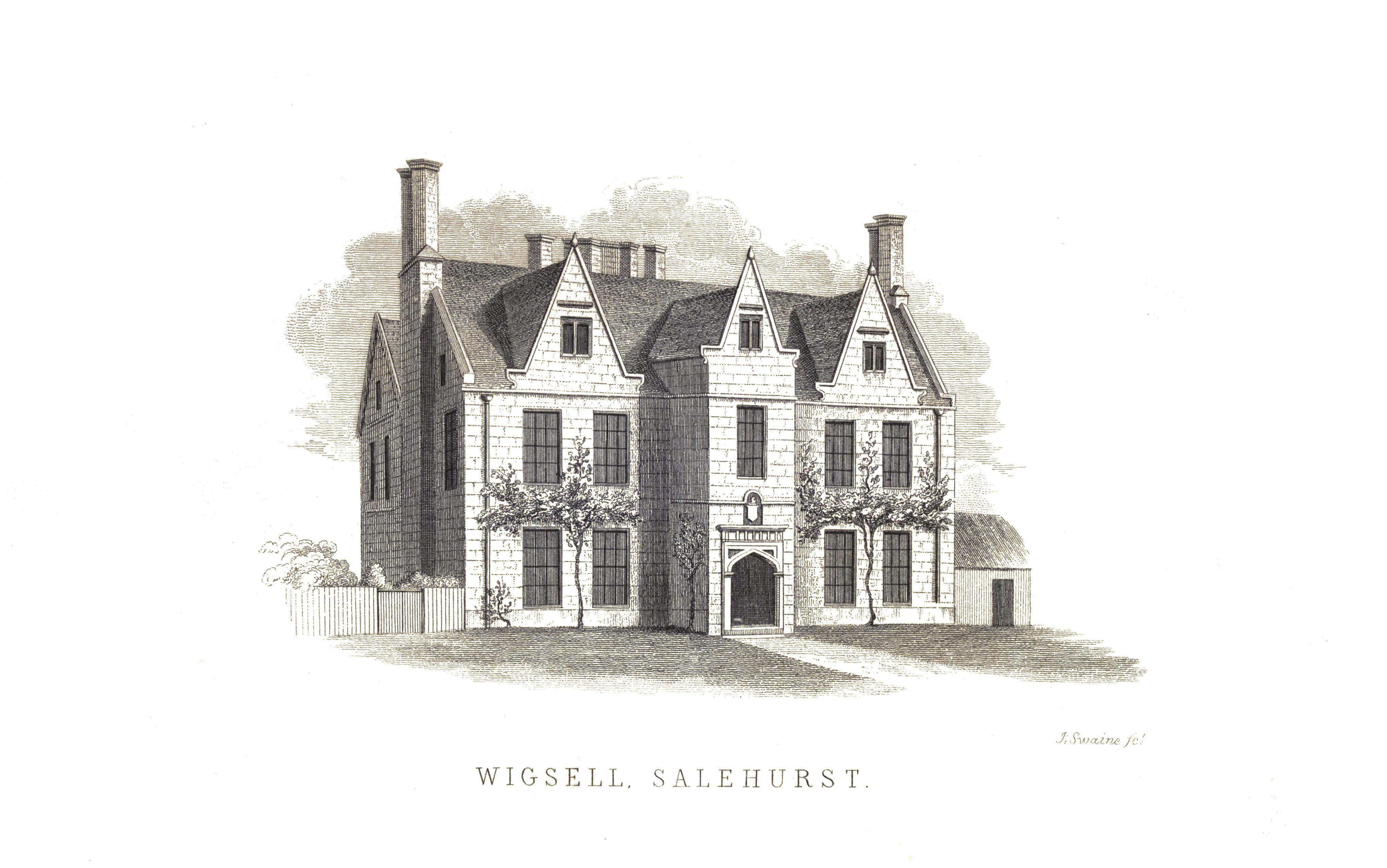 history of salehurst sussex