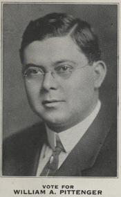 William Alvin Pittenger American politician