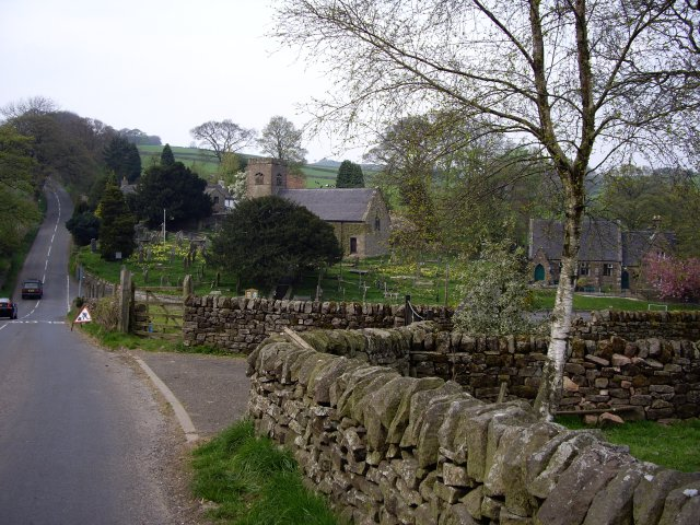 Wincle Church and School - geograph.org.uk - 410150