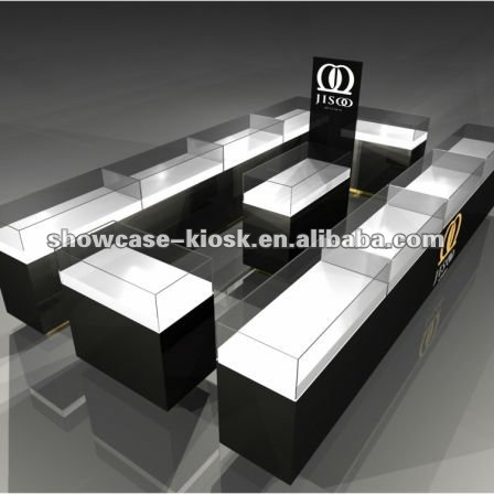 File:Wooden glass kiosk multifunctional mall kiosk design jpg