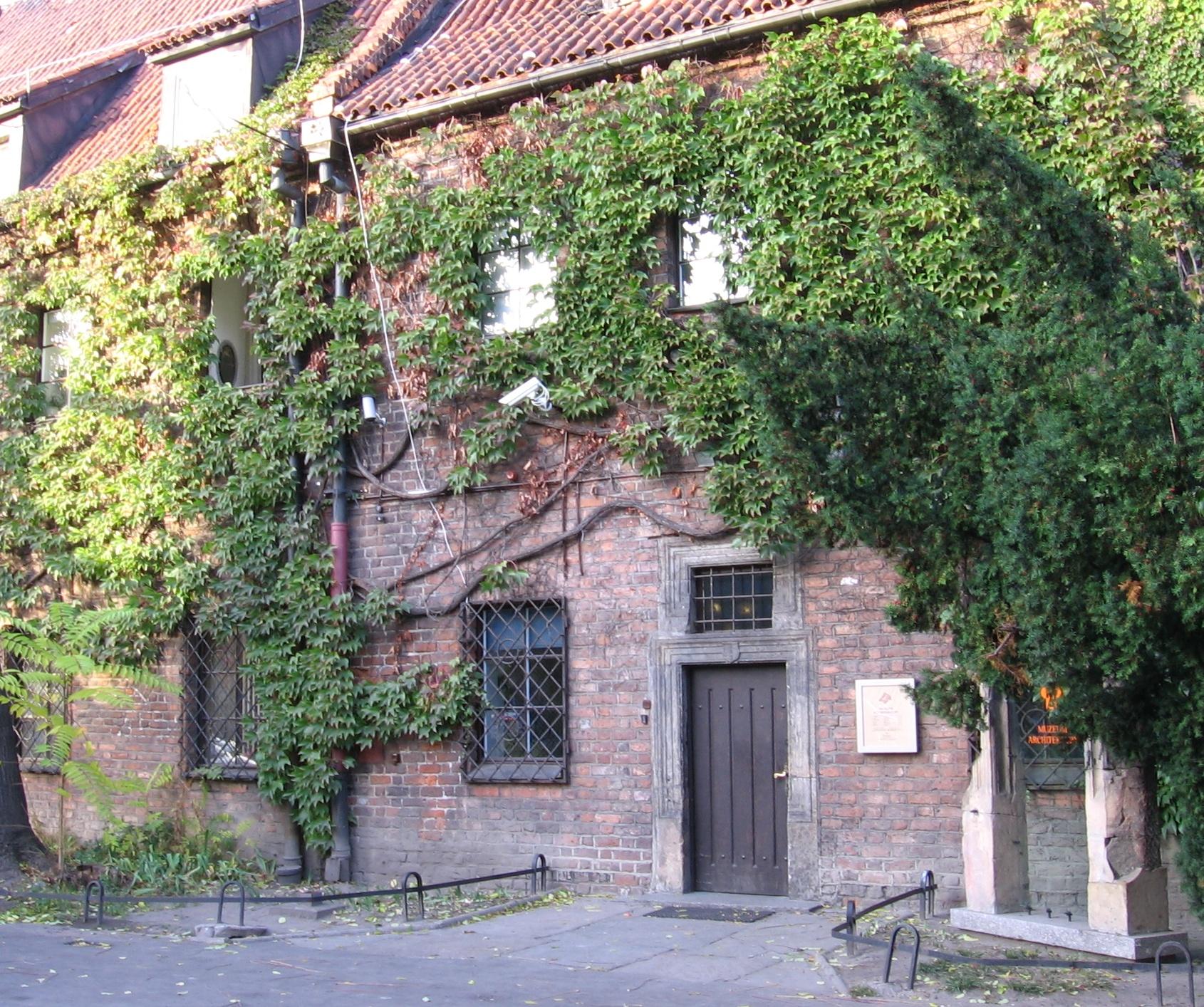 Wroclaw Muzeum Architektury