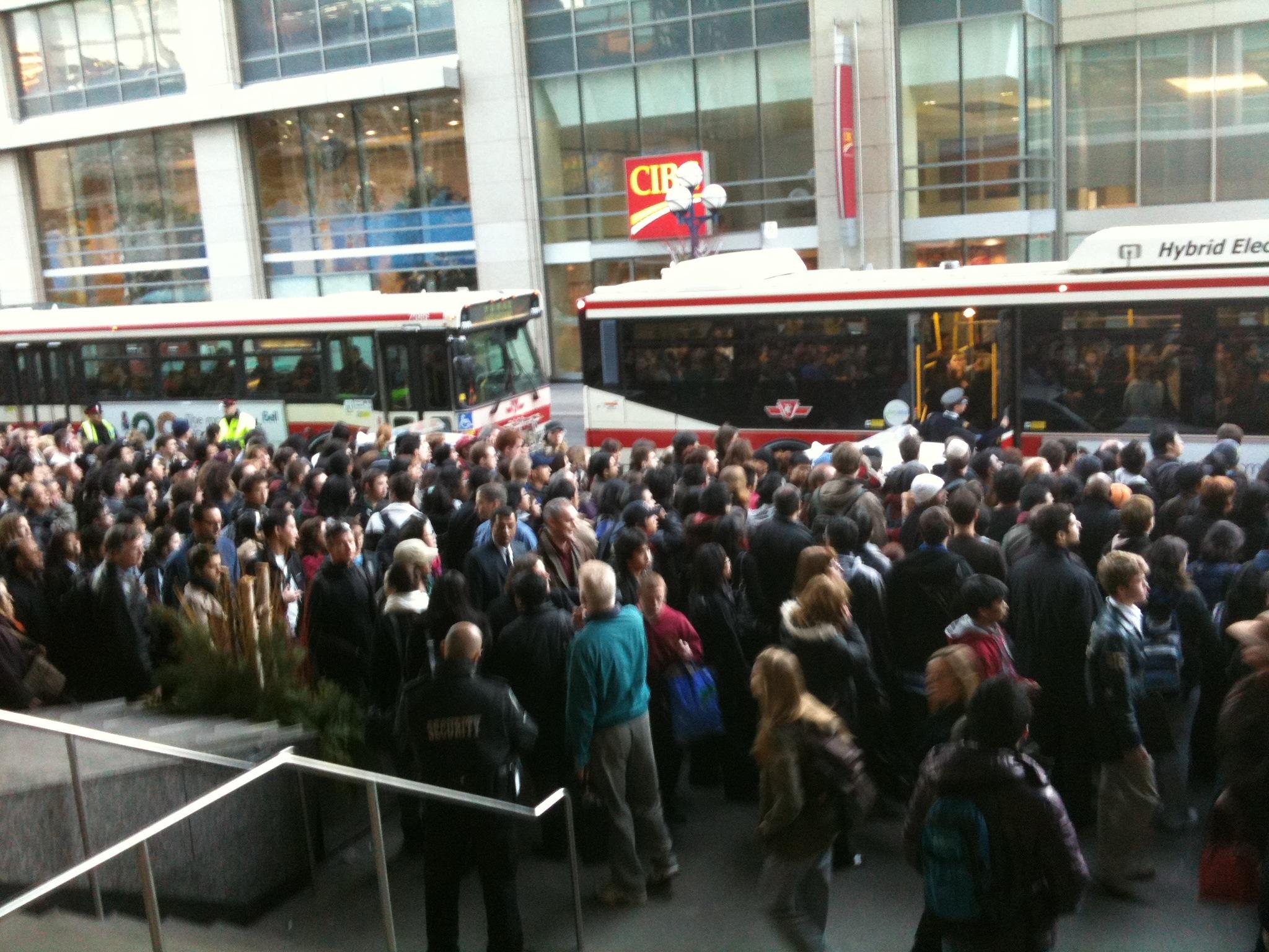 Toronto Transit Commission Incidents Wikipedia