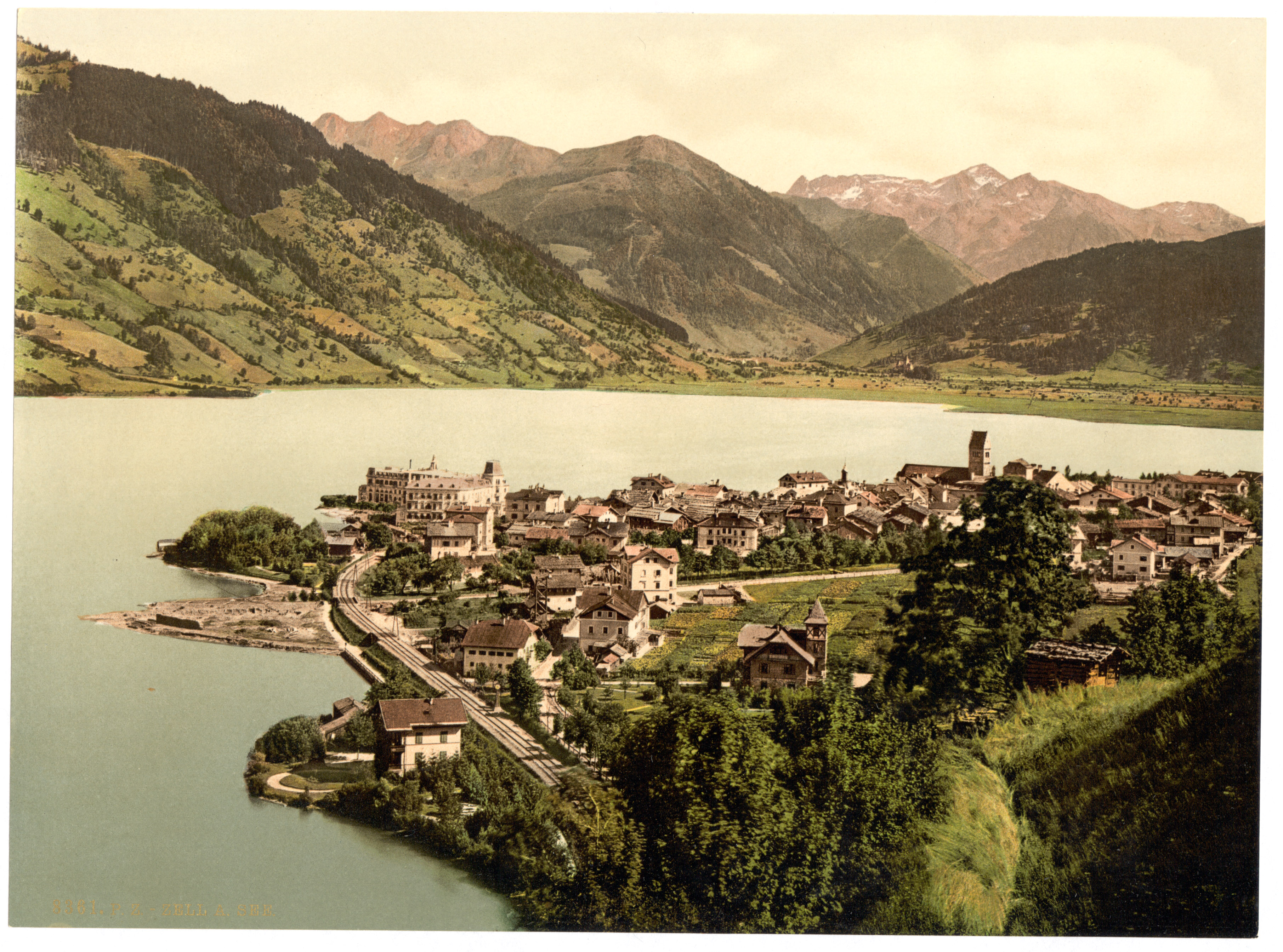 Image result for Zell am See history