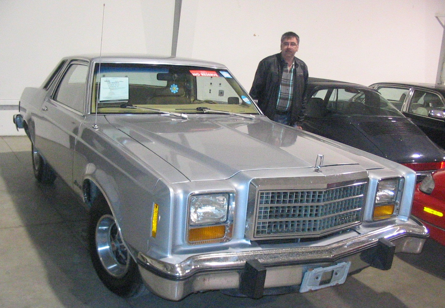 File:\'79 Ford Granada Coupe (Toronto Spring \'12 Classic Car Auction ...