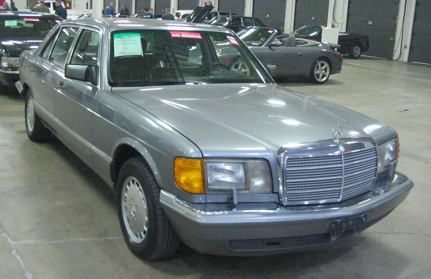 File 39 88 mercedes benz s class toronto spring 39 12 classic for Mercedes benz car auctions