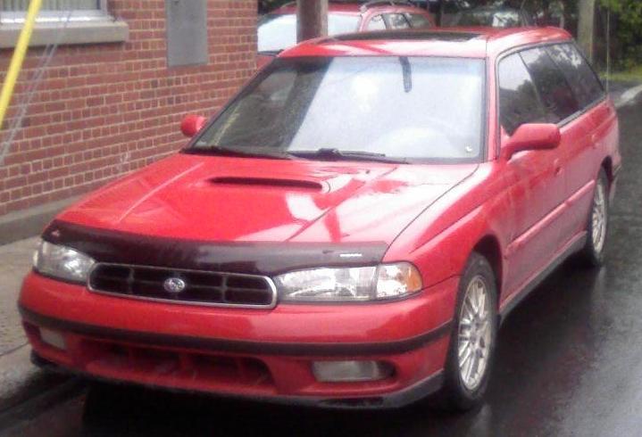 File97 99 Subaru Legacy 25GT