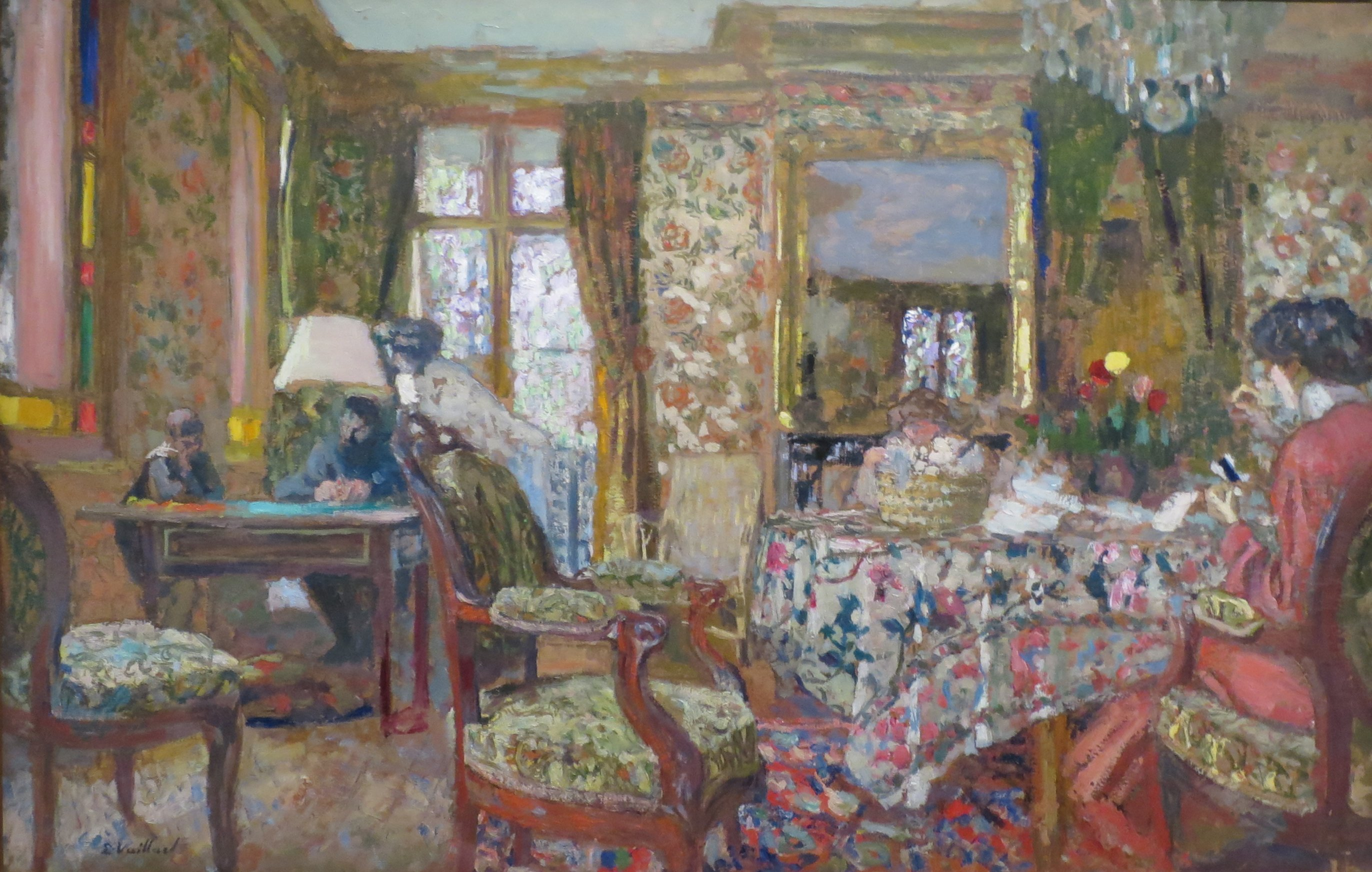 Fichier:'Interior' by Édouard Vuillard, 1904, Pushkin Museum.JPG — Wikipédia