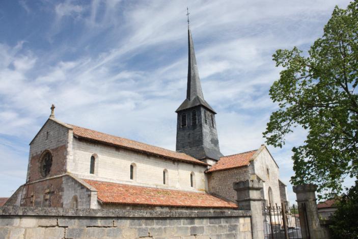 Église Saint-Maurice de Songy (Classé)