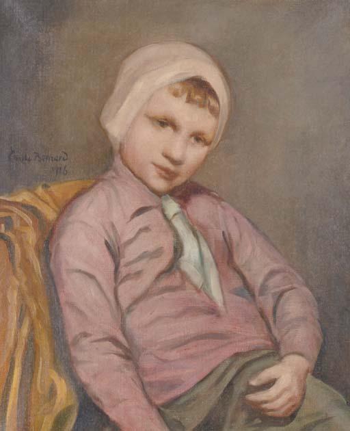 File mile bernard jeune gar on assis wikimedia for Garcon french to english