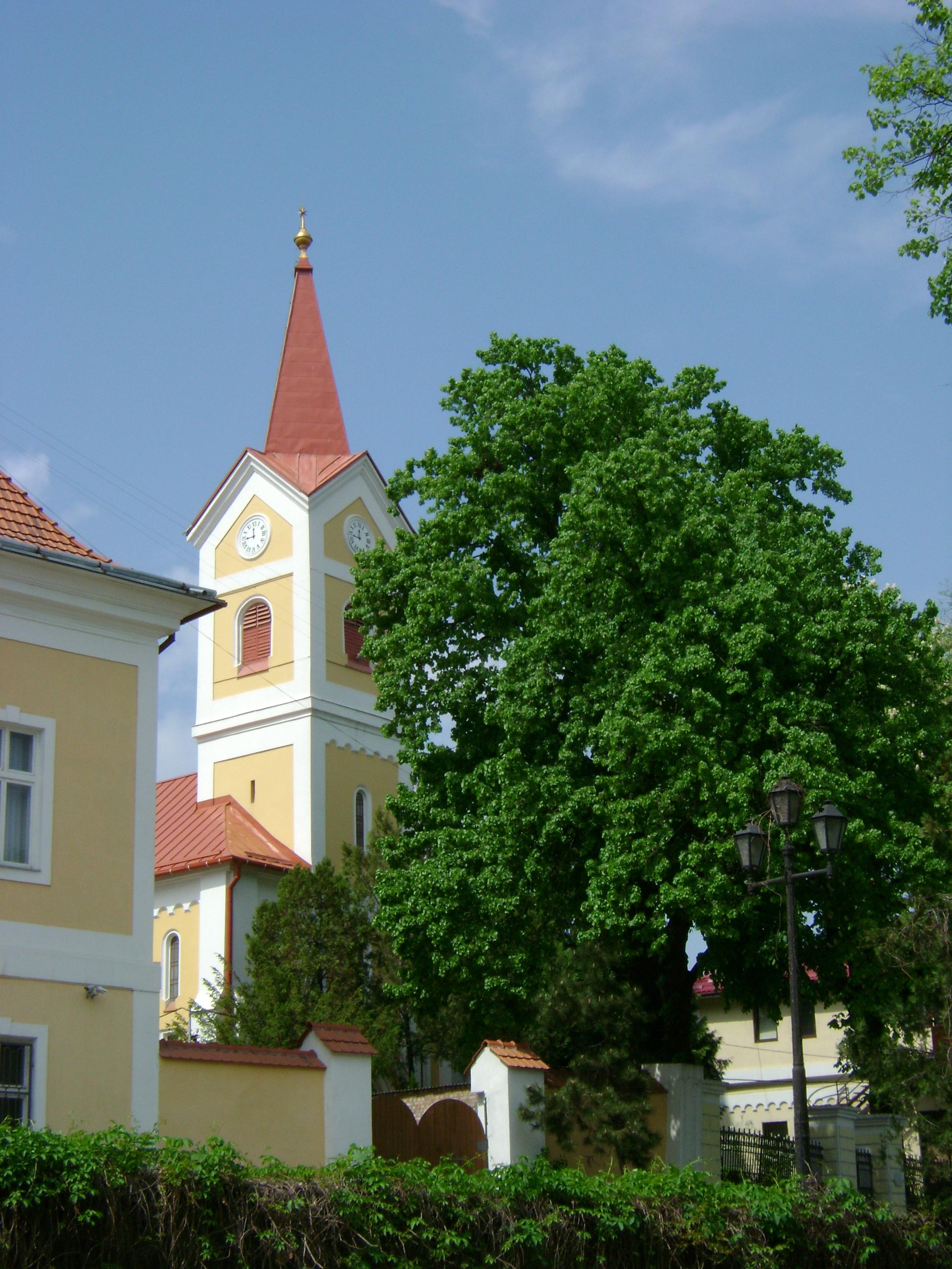 727a12d7f8fe3e Реформатська церква (Ужгород) — Вікіпедія