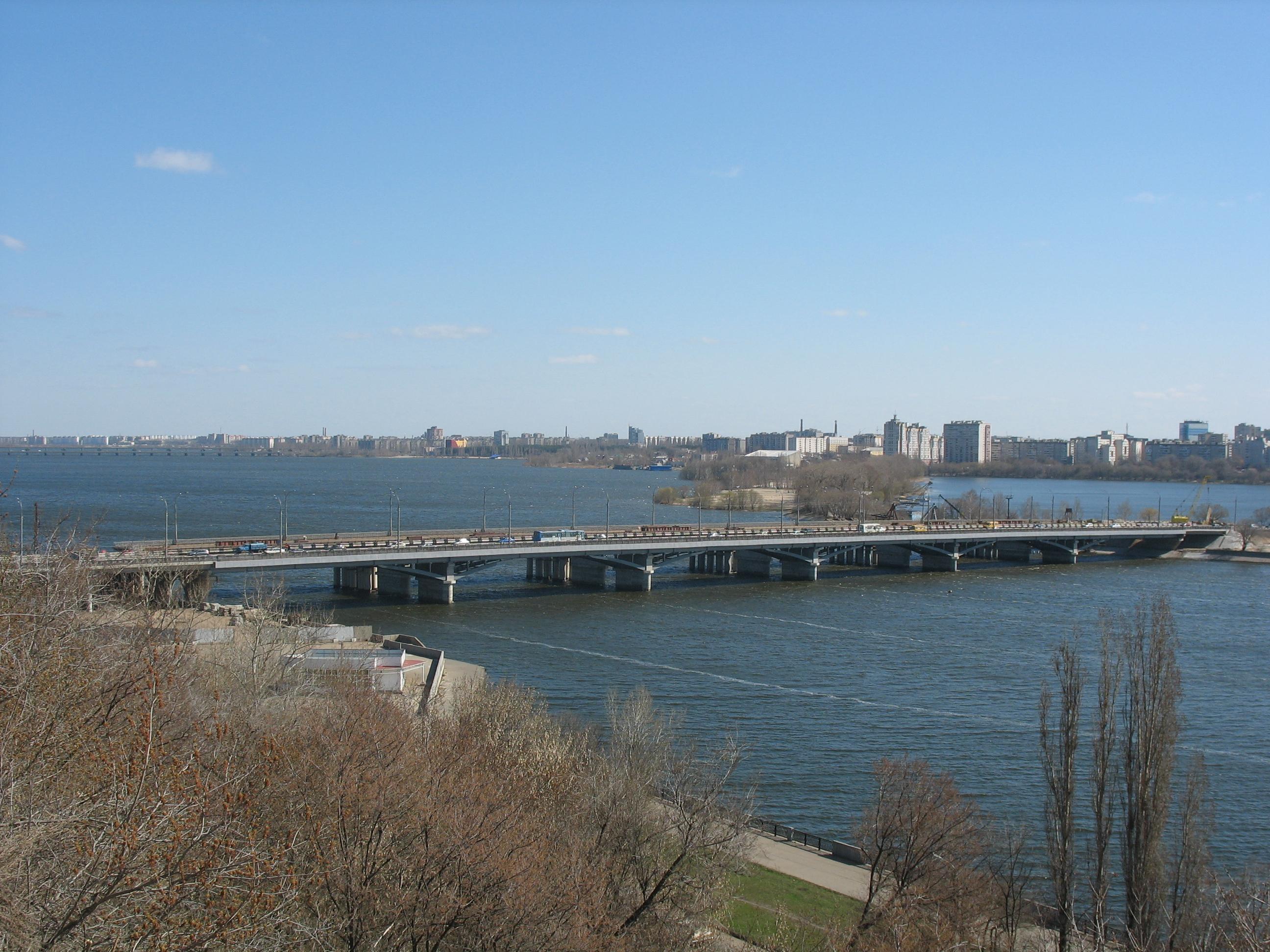 Фото чернавский мост воронеж