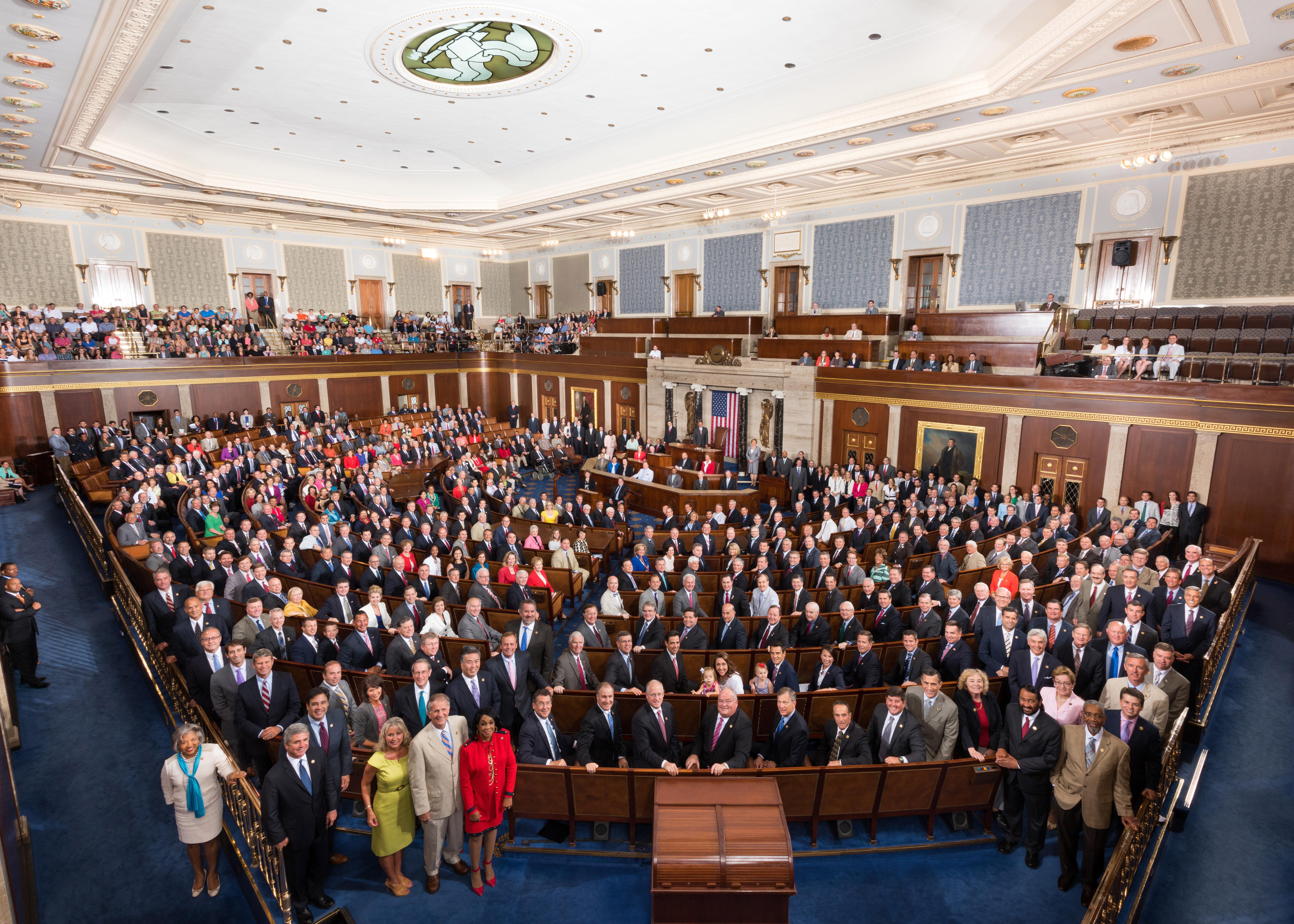United States House Of Representatives