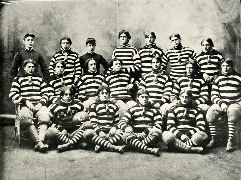 1895 VMI Keydets football team - Wikipedia