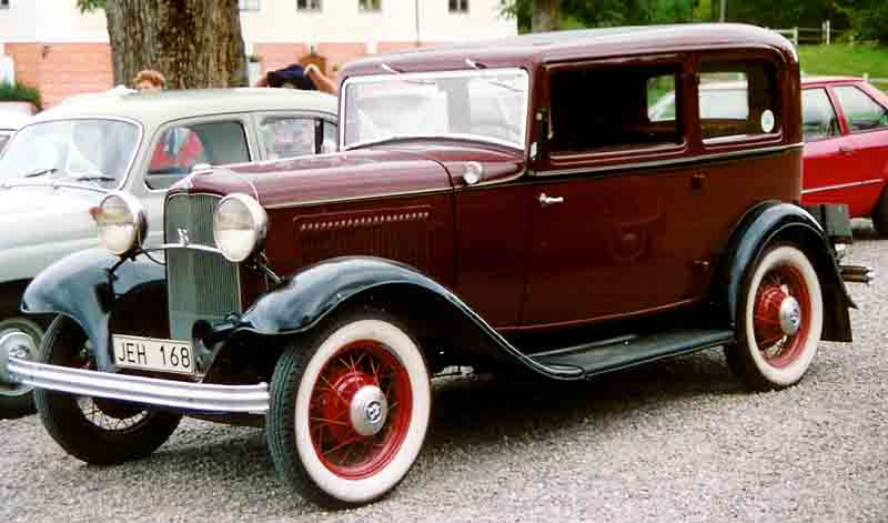 Ford Model B 1932  Wikiwand