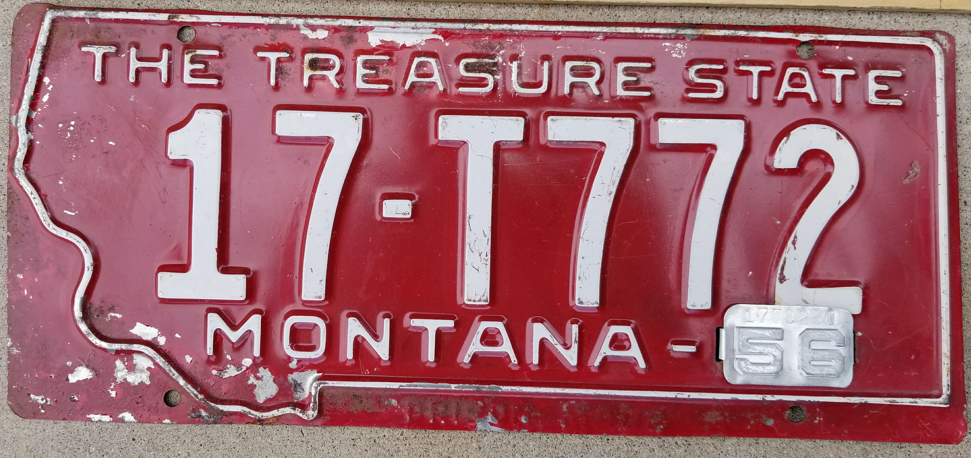 vehicle registration plates of montana wikiwand. Black Bedroom Furniture Sets. Home Design Ideas