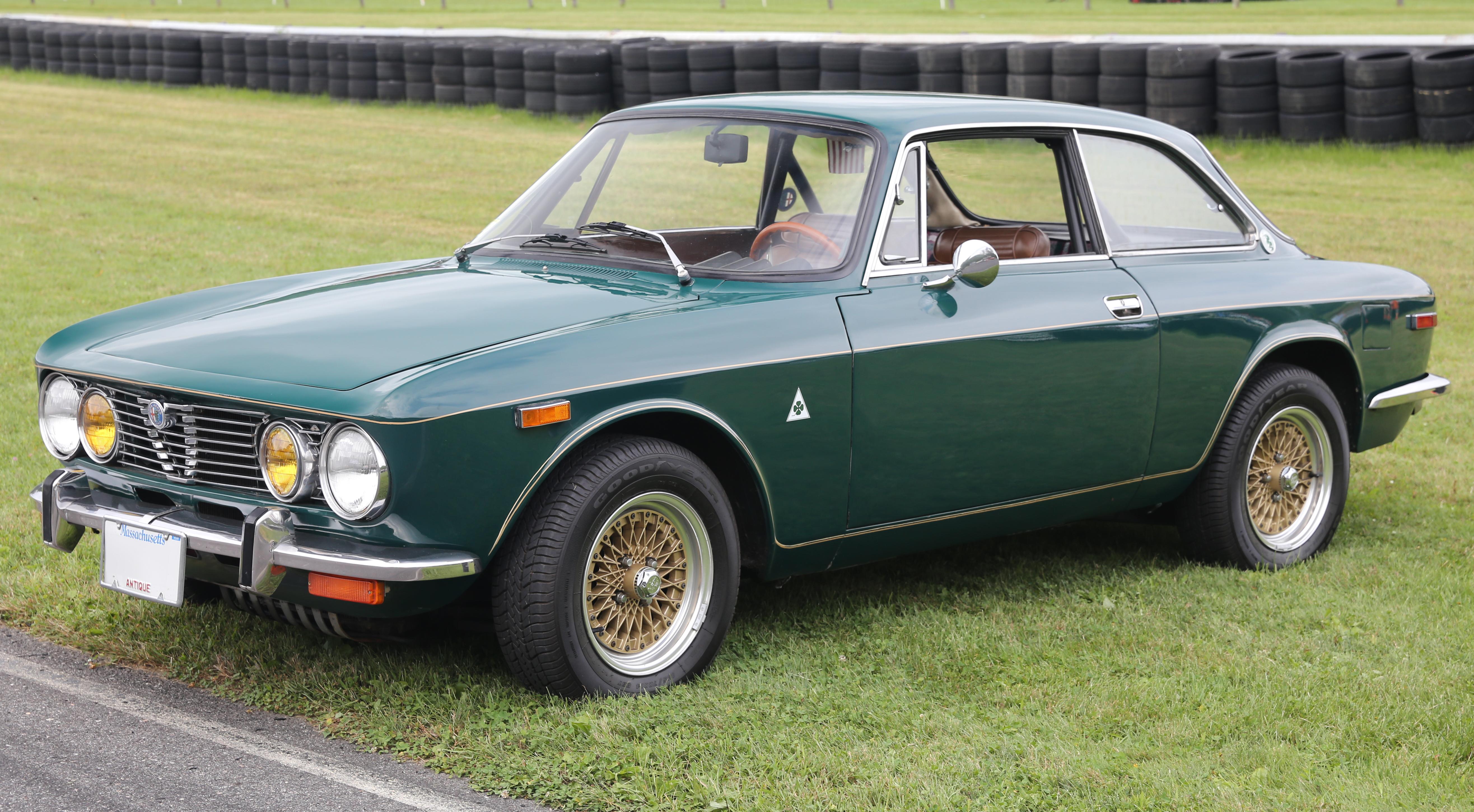 Alfa romeo gt 2000 veloce 1972