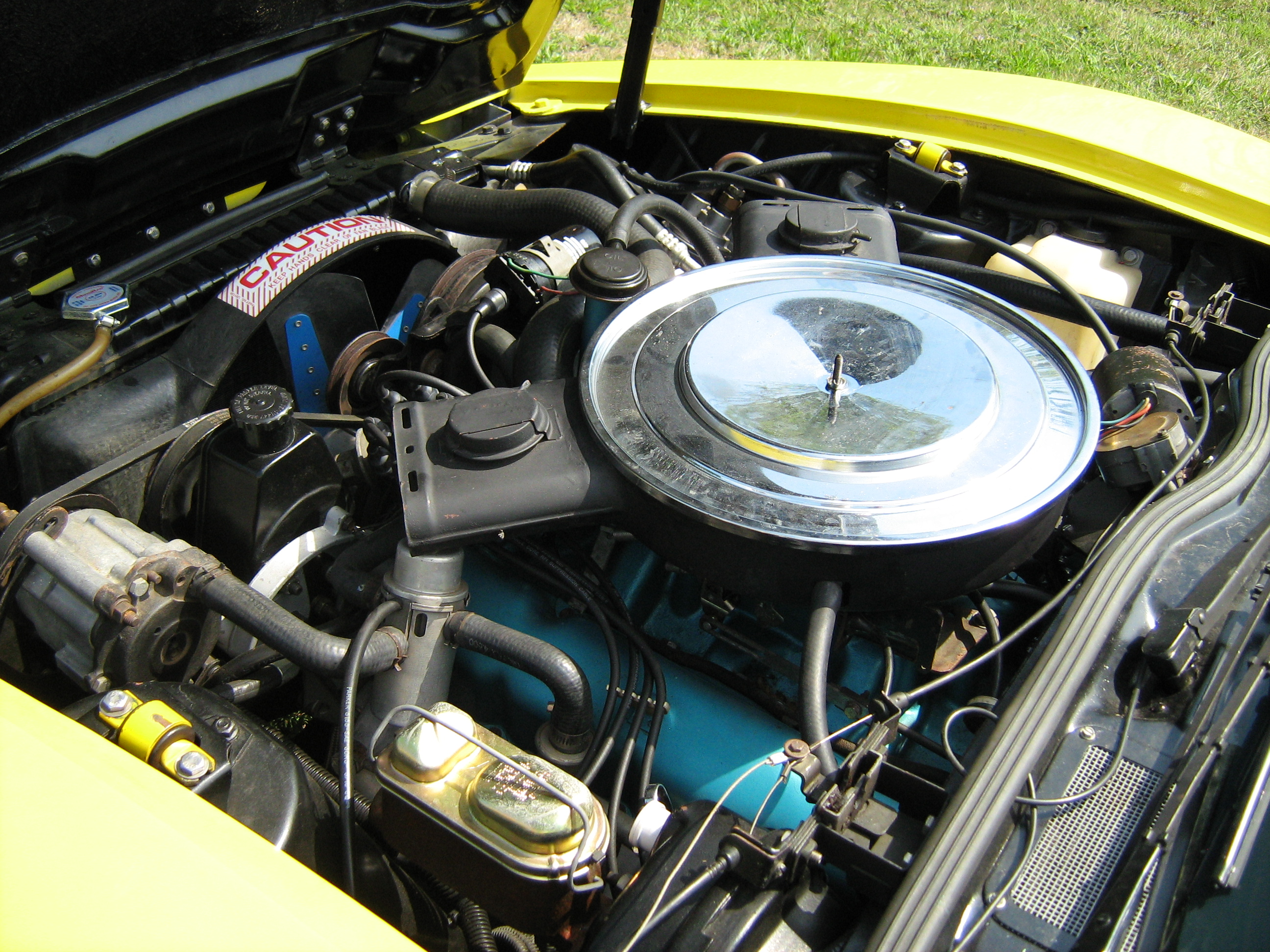 An automatic transmission is important, so choose carefully. Image source: Wikimedia Commons