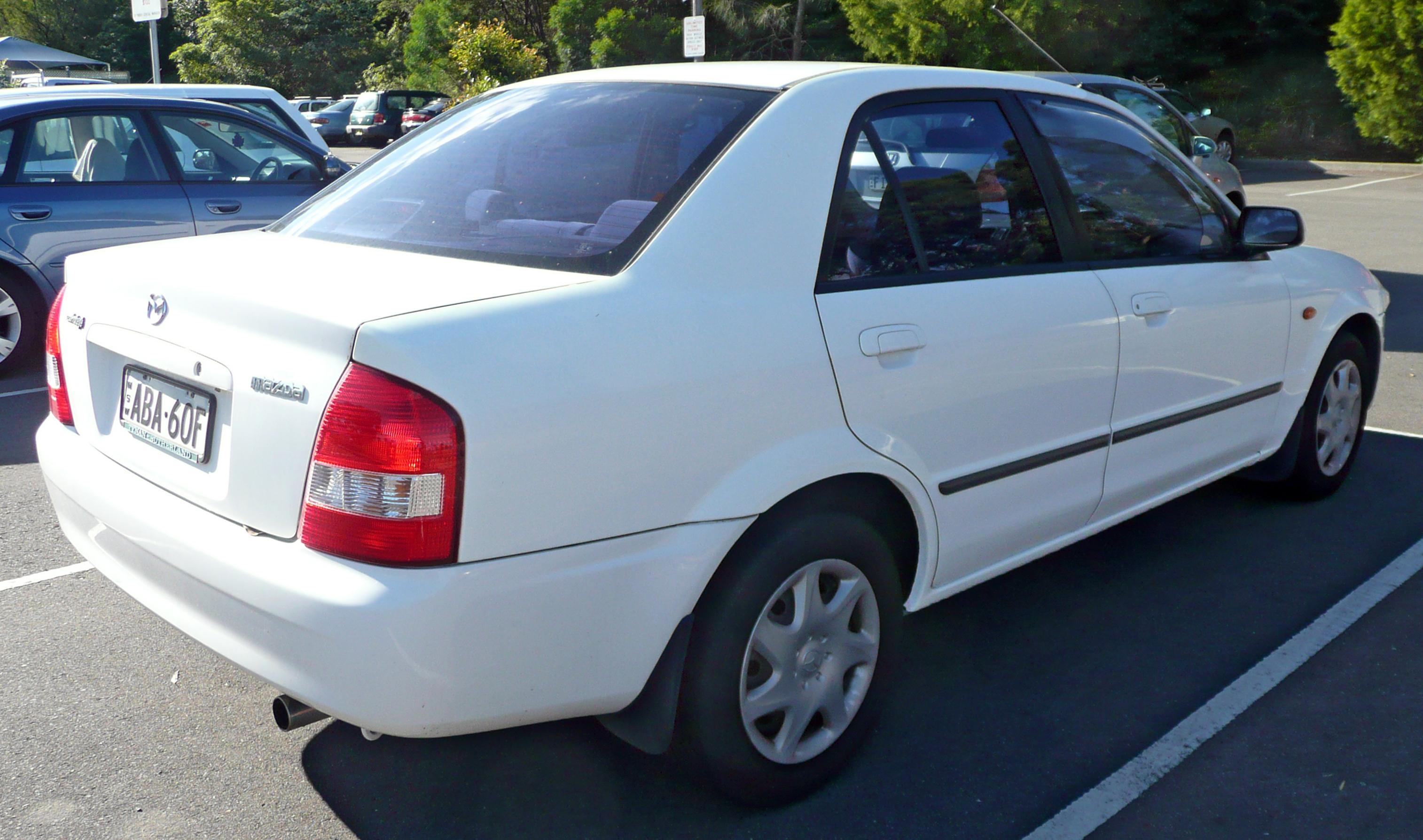File:1998-2001 Mazda 323 (BJ) Protegé sedan 03.jpg