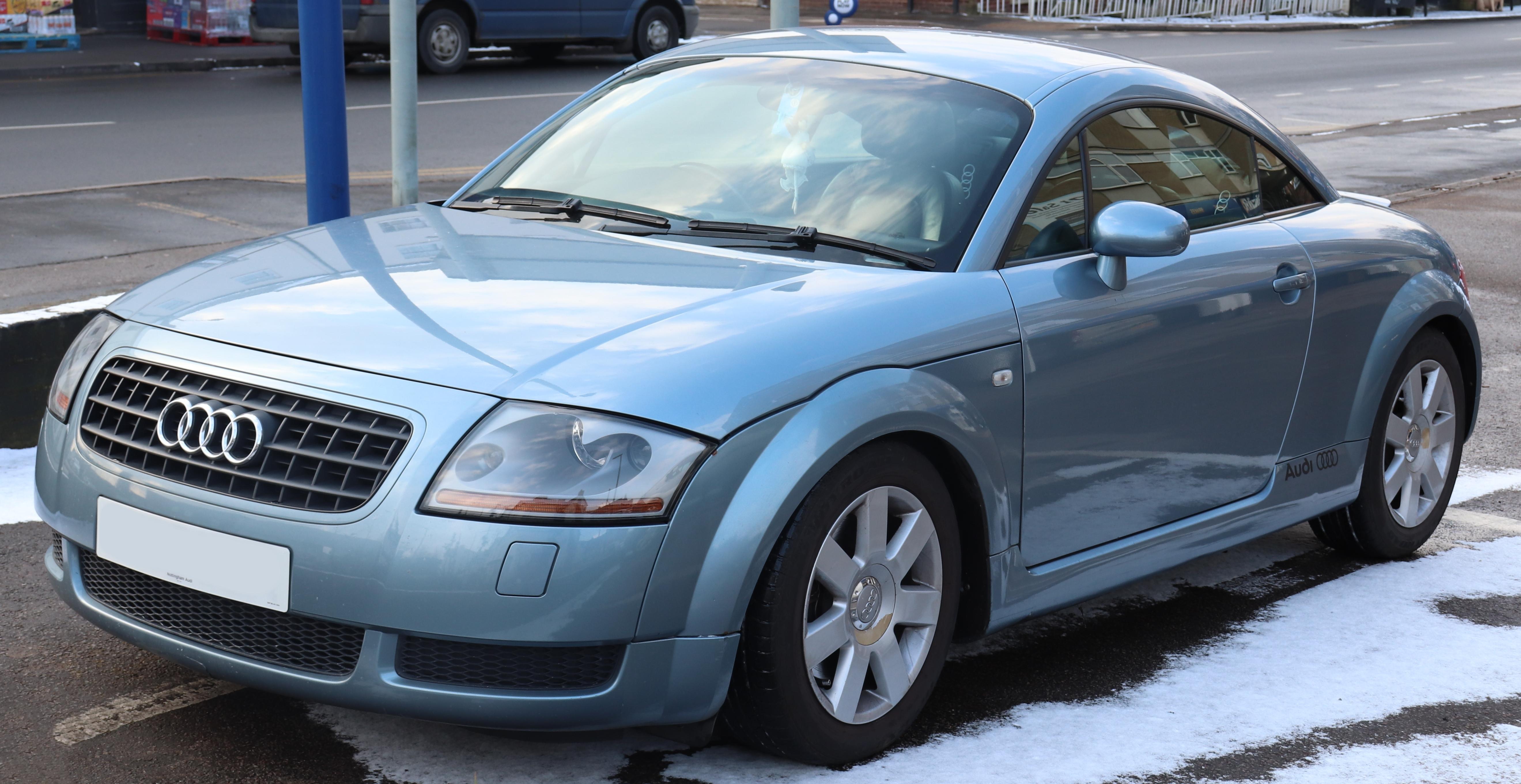 Kekurangan Audi Tt 2005 Murah Berkualitas