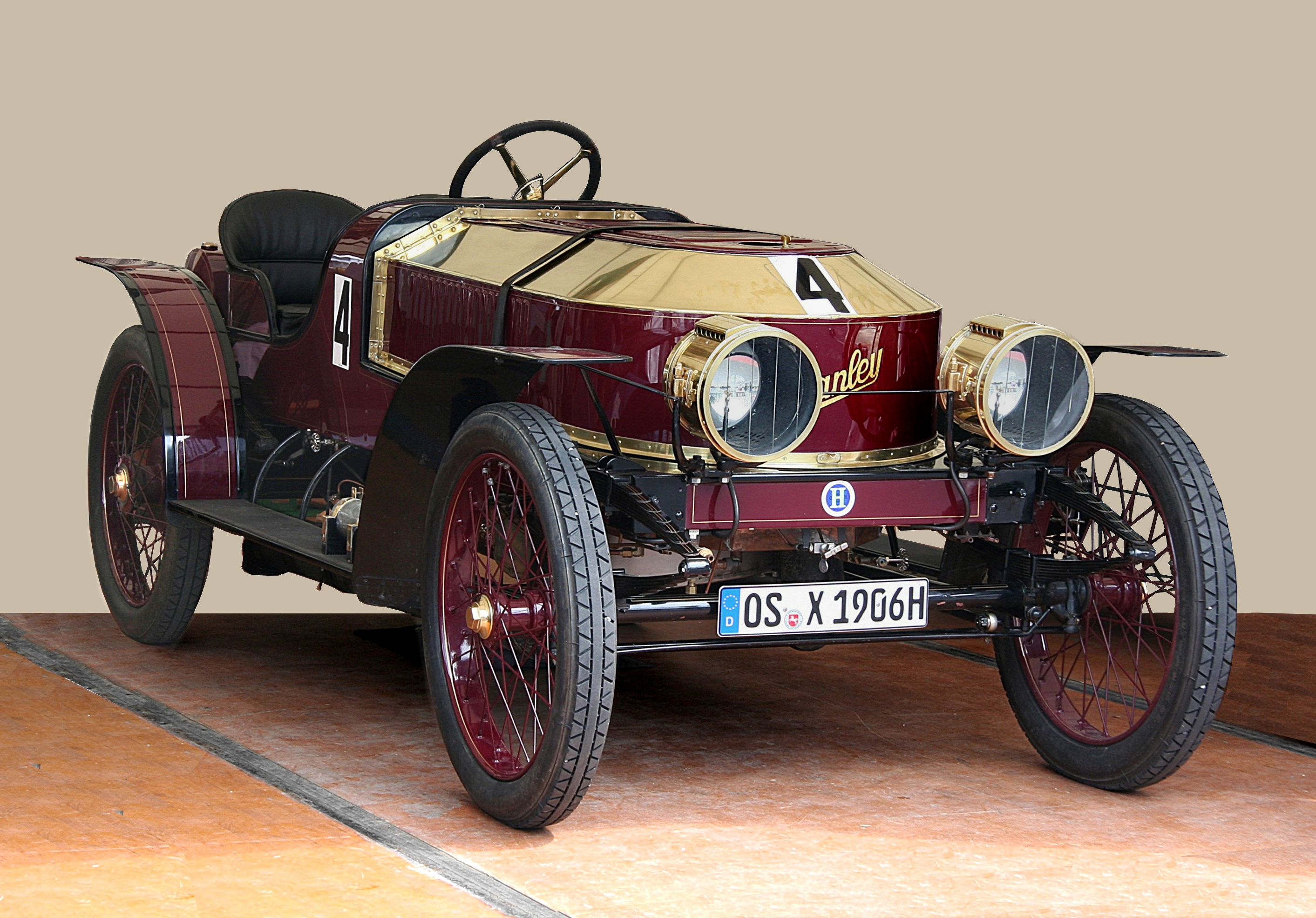 File:2009-08-07 1132 Oldtimer-GP - Stanley Steamer, Bj