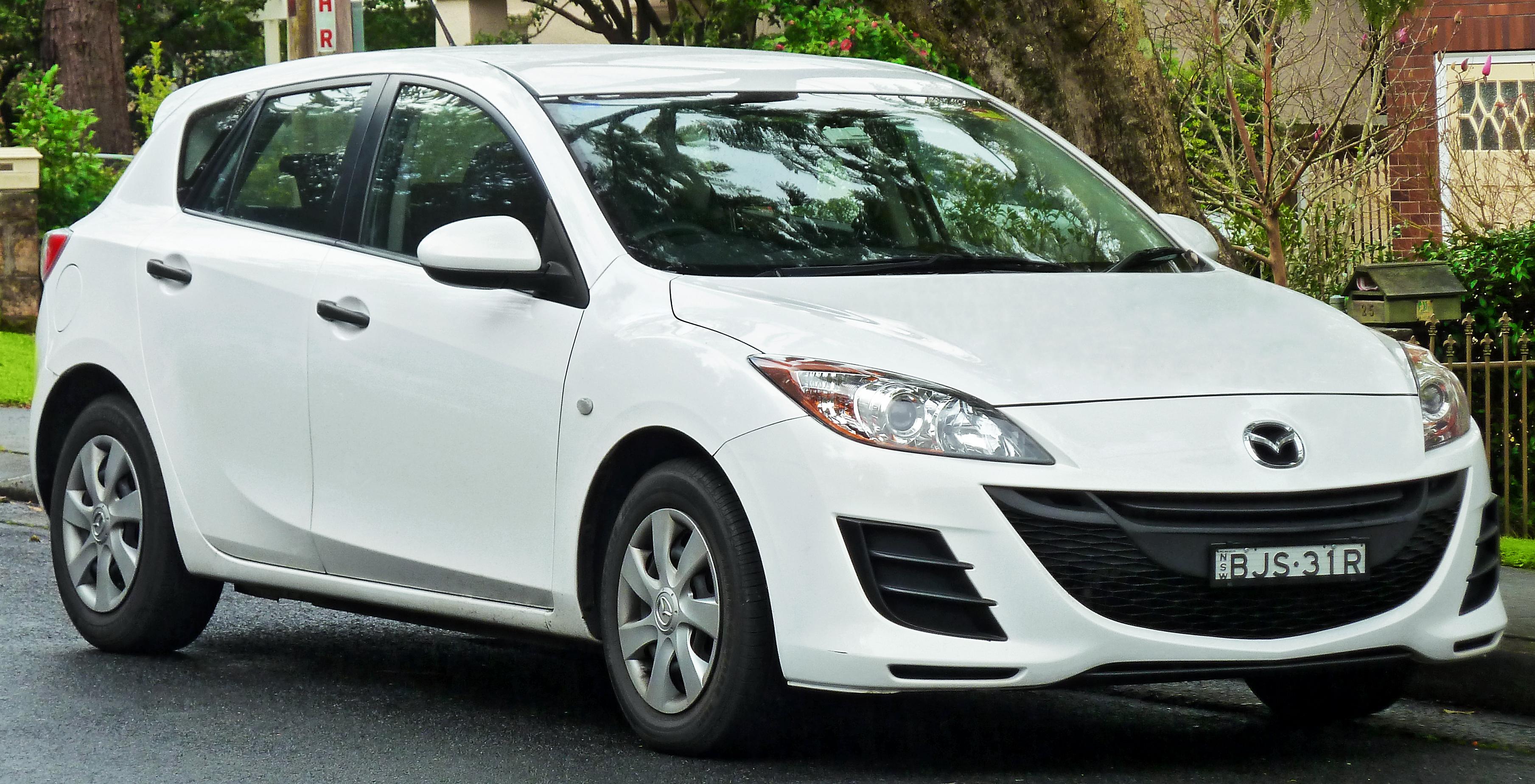 Good Ficheiro:2009 Mazda3 (BL) Neo Hatchback (2011 07 17)