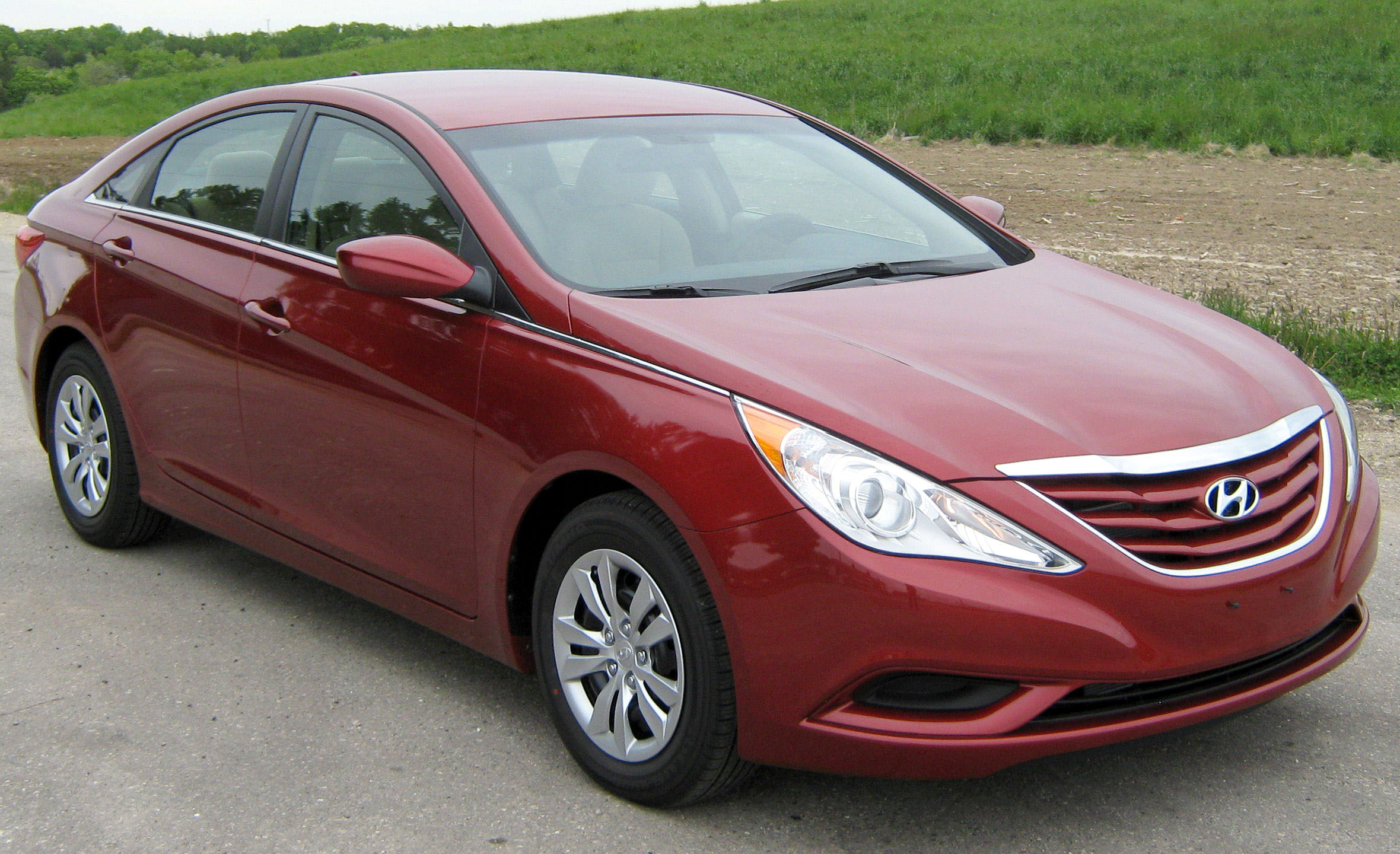 hyundai sonata, photo #7