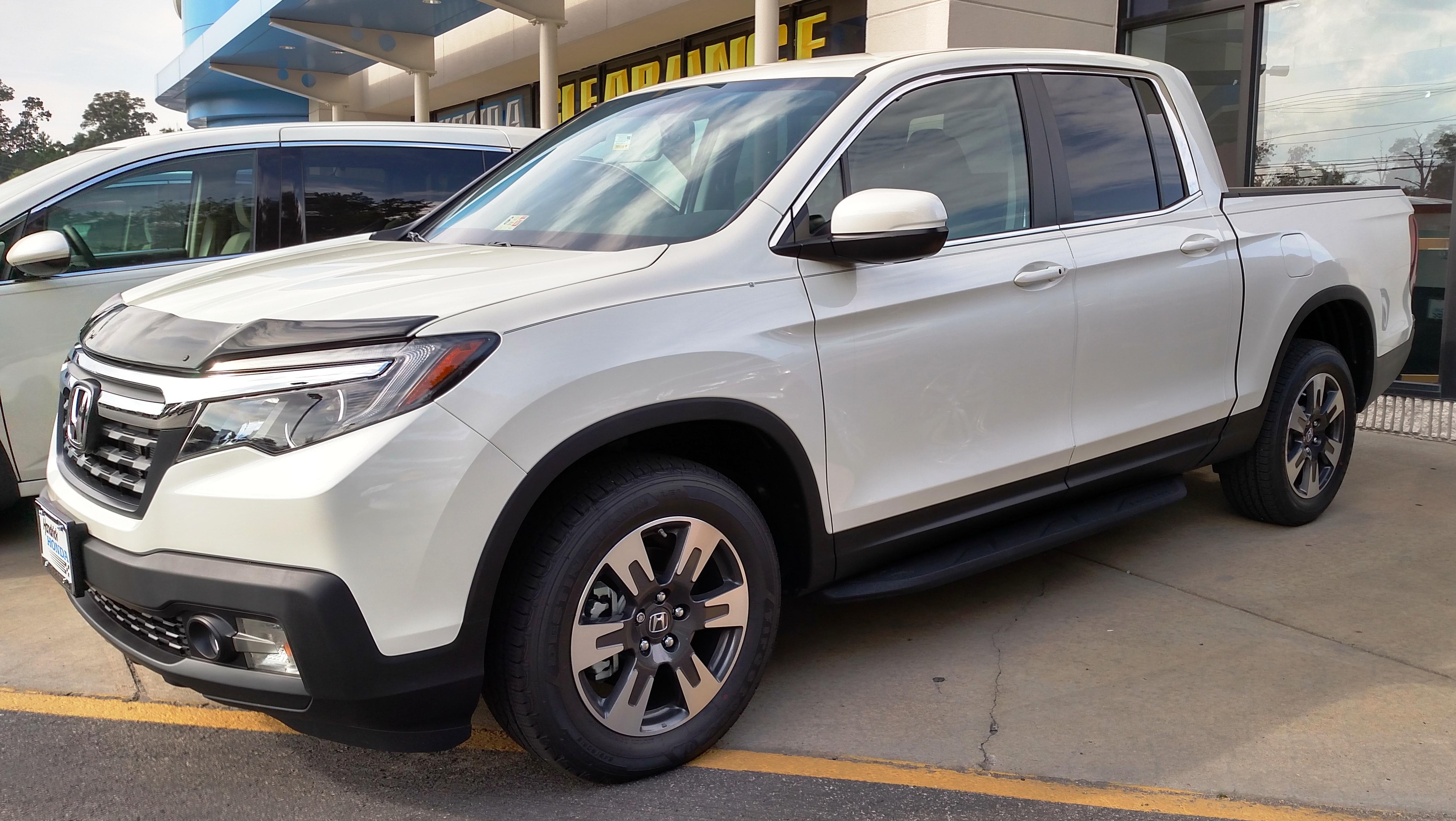 Image Result For Honda Ridgeline Rtl For Sale