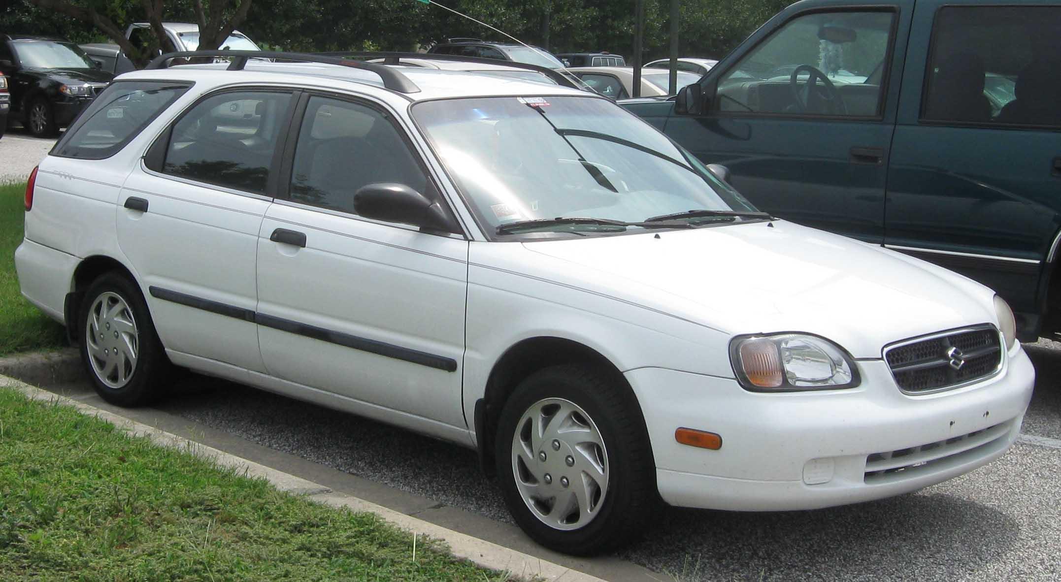 Suzuki Esteem Wagon Review Philippines