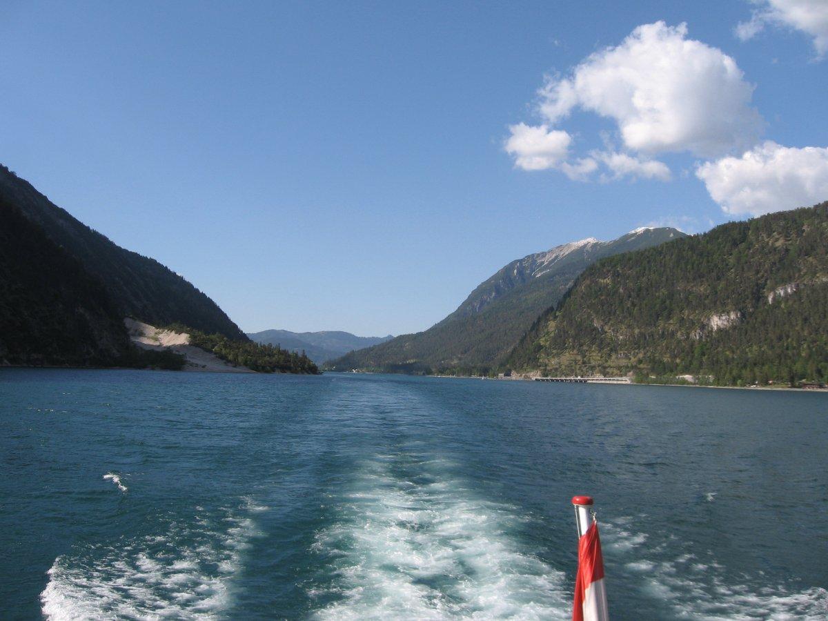 Achensee schifffahrt