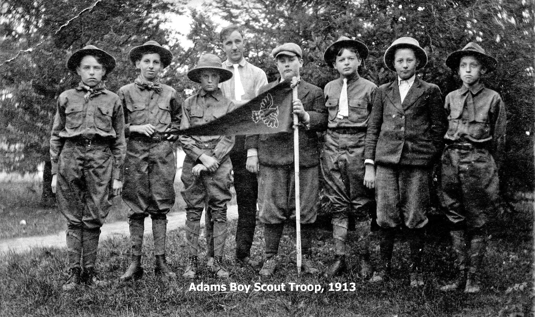 History of the Boy Scouts of America - Wikiwand