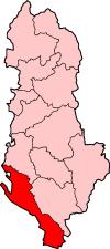 Vlorski okrug