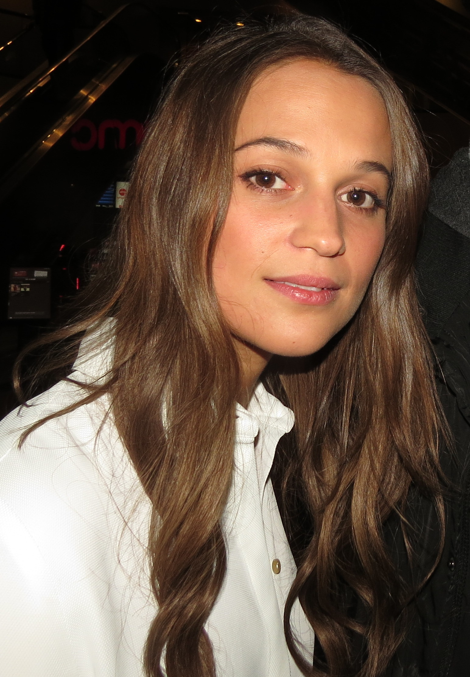 The 30-year old daughter of father Svante Vikander and mother Maria Fahl Vikander Alicia Vikander in 2019 photo. Alicia Vikander earned a  million dollar salary - leaving the net worth at 4 million in 2019