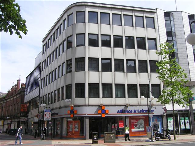 Alliance Leicester Building Society Linlithgow
